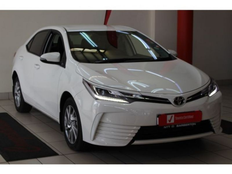 2020 Toyota Corolla Quest 1.8 Exclusive Mpumalanga Barberton_0
