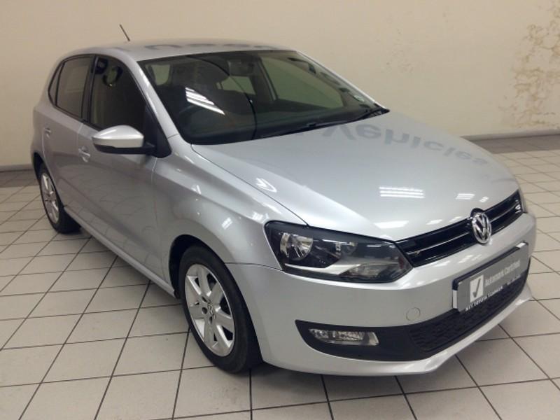 2013 Volkswagen Polo 1.6 Comfortline 5dr  Limpopo Tzaneen_0