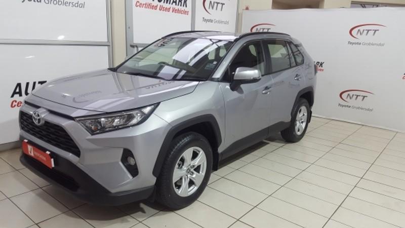2020 Toyota Rav 4 2.0 GX CVT Limpopo Groblersdal_0