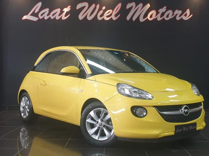 2016 Opel Adam 1.4 3-Door Mpumalanga Middelburg_0