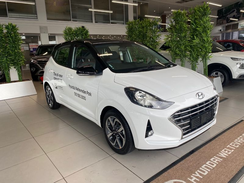 2020 Hyundai Grand i10 1.2 Fluid Gauteng Roodepoort_0
