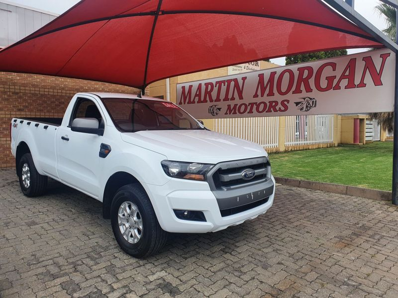 2016 Ford Ranger 2.2TDCi XLS 4X4 Single Cab Bakkie Gauteng Vereeniging_0