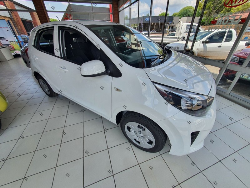 2021 Kia Picanto 1.0 Street North West Province Brits_0