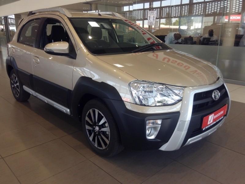 2021 Toyota Etios Cross 1.5 Xs 5Dr Limpopo Mokopane_0