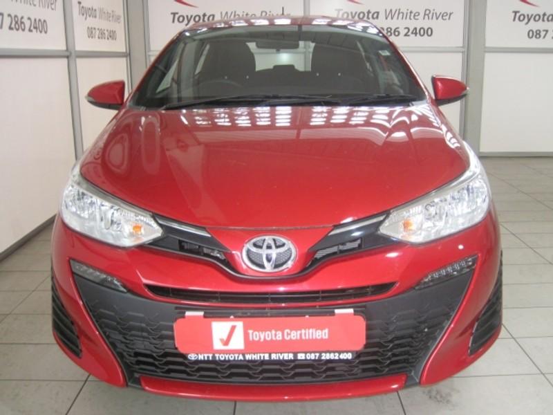 2021 Toyota Yaris 1.5 Xs 5-Door Mpumalanga White River_0