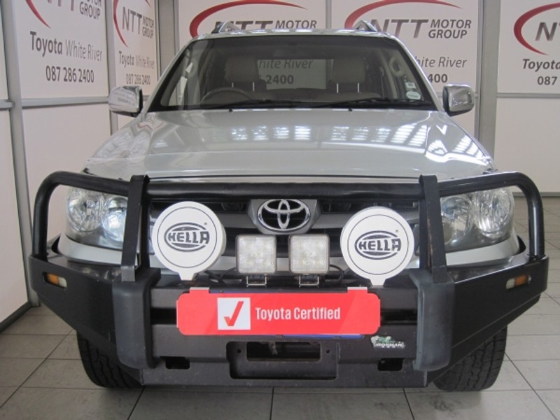 2008 Toyota Fortuner 4.0 V6 At 4x4  Mpumalanga White River_0