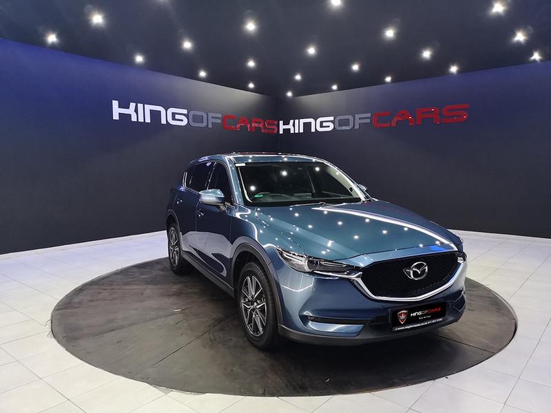 2018 Mazda CX-5 2.2DE Akera Auto AWD Gauteng Boksburg_0