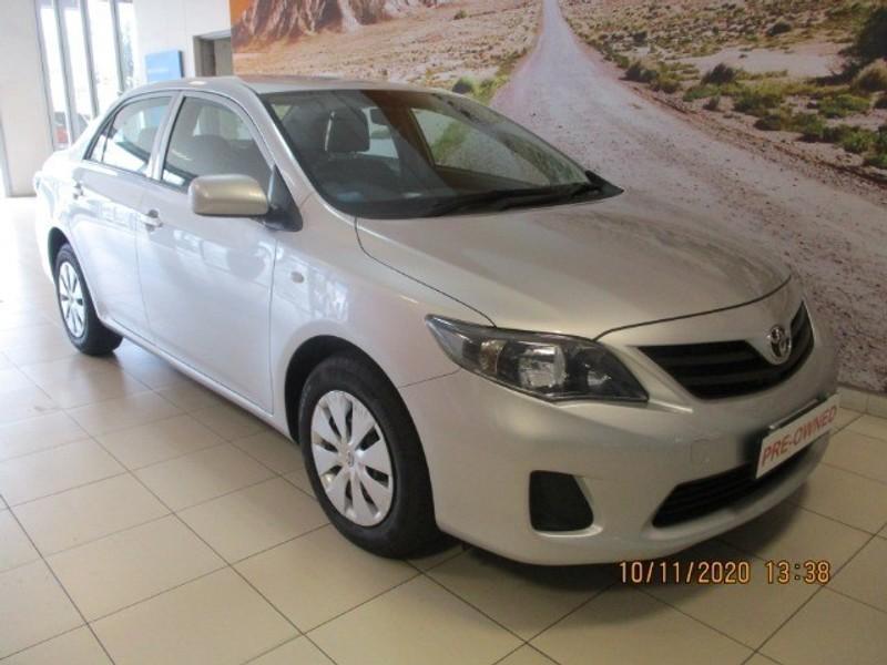 2019 Toyota Corolla Quest 1.6 Gauteng Magalieskruin_0