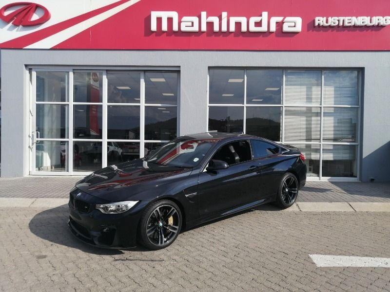 2016 BMW M4 Coupe M-DCT North West Province Rustenburg_0