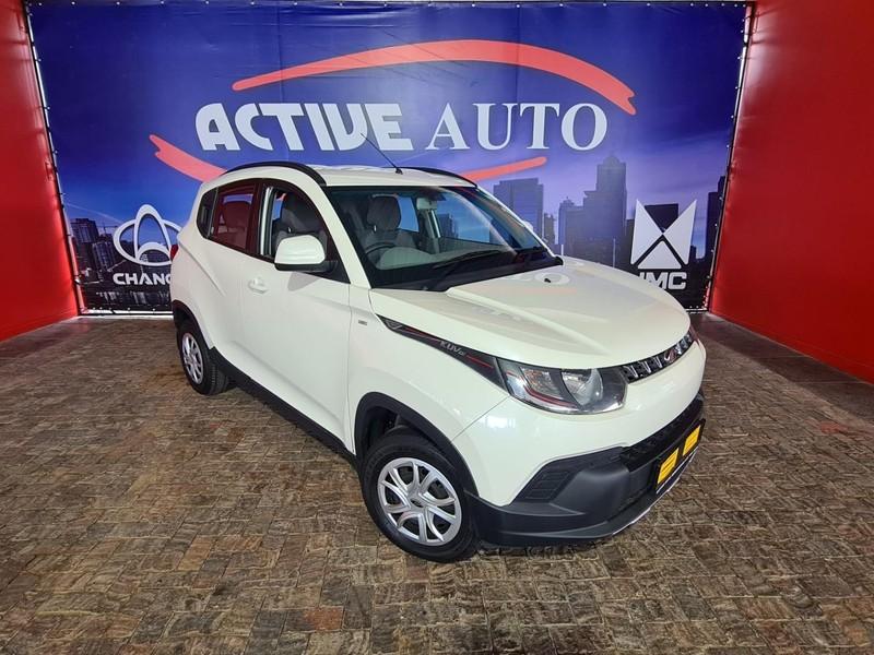 2017 Mahindra KUV 100 1.2 K6 Gauteng Vanderbijlpark_0