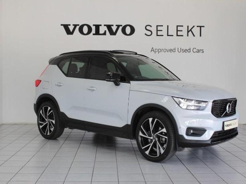 2020 Volvo XC40 D4 R-Design AWD Mpumalanga Nelspruit_0