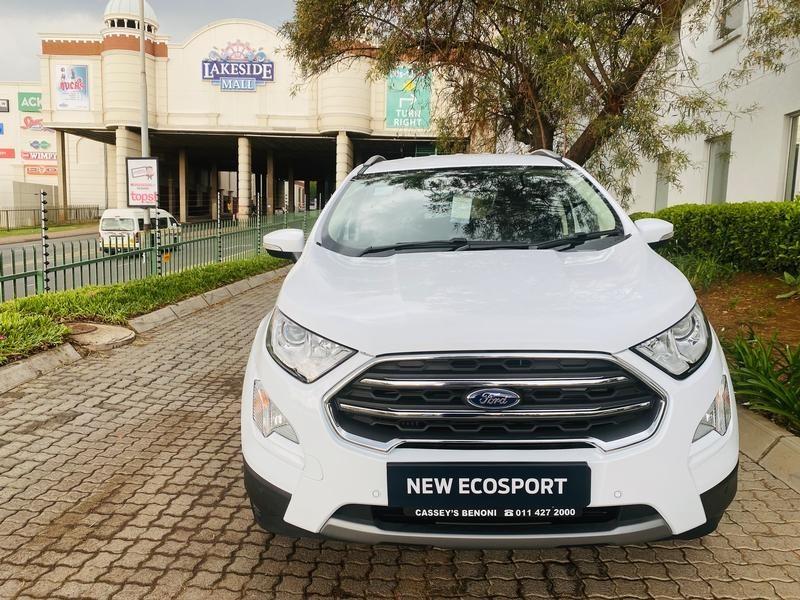 2021 Ford EcoSport 1.0 Ecoboost Titanium Auto Gauteng Johannesburg_0