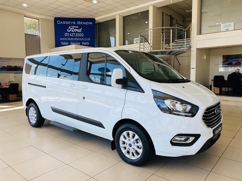 2021 Ford Tourneo Custom 2.2TDCi Trend LWB 92KW Gauteng Johannesburg_0