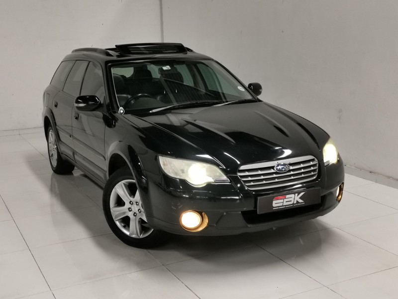 2008 Subaru Outback 3.0r Awd Premium At  Gauteng Johannesburg_0