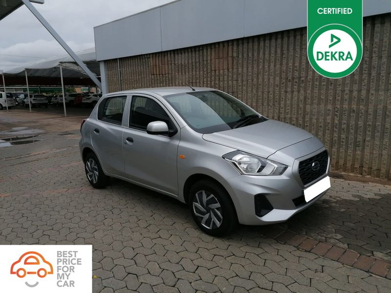 2019 Datsun Go 1.2 MID Gauteng Pretoria_0