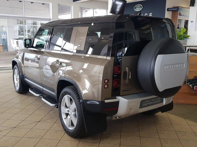 Used Land Rover Defender 110 P400 First Edition (294kW ...
