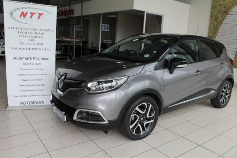 2015 Renault Captur 900T Dynamique 5-Door 66KW Limpopo Phalaborwa_0