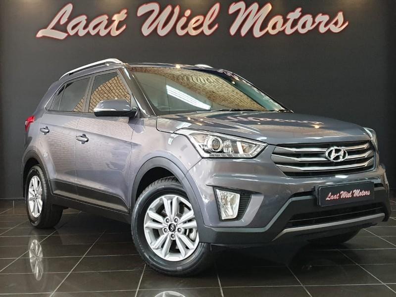 2017 Hyundai Creta 1.6 Executive Mpumalanga Middelburg_0