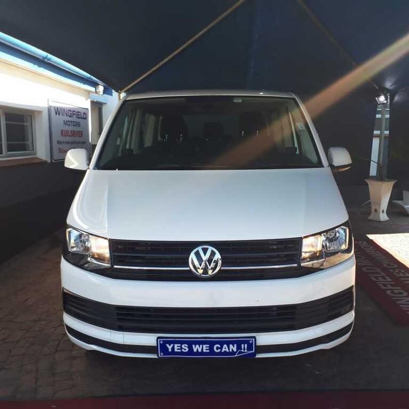2019 Volkswagen Kombi T6 KOMBI 2.0 TDi DSG 103kw Trendline Plus Western Cape Kuils River_0