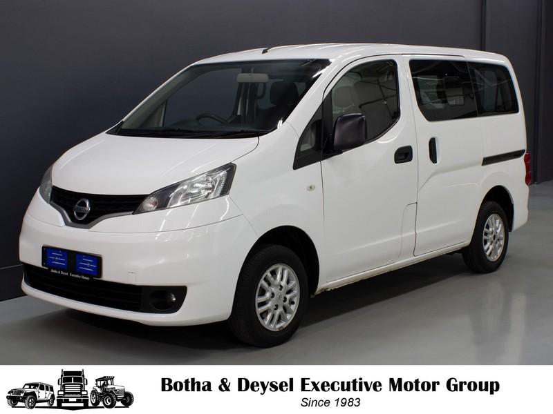 2016 Nissan NV200 1.6i Visia 7 Seater Gauteng Vereeniging_0