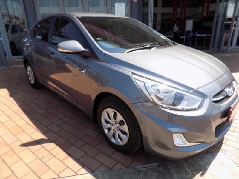 2016 Hyundai Accent 1.6 Gls At  Gauteng Sandton_0
