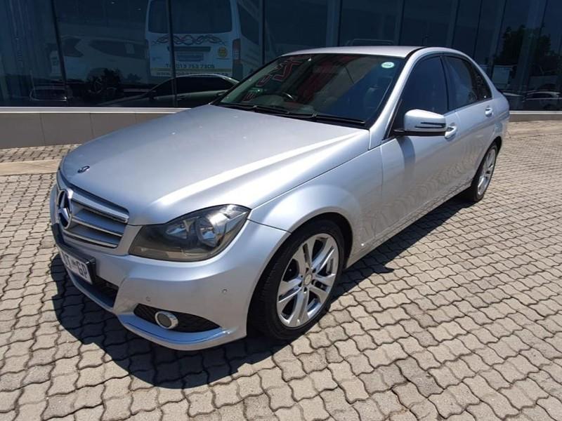 2013 Mercedes-Benz C-Class C200 Be Classic  Mpumalanga Nelspruit_0