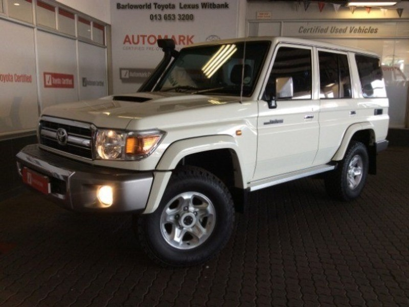 2016 Toyota Land Cruiser 76 4.5D V8 SW Mpumalanga Witbank_0