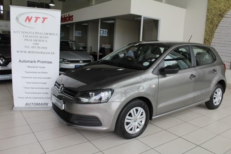 2019 Volkswagen Polo Vivo 1.4 Trendline 5-Door Limpopo Phalaborwa_0