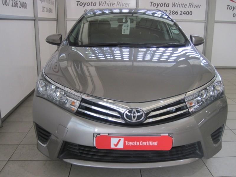 2016 Toyota Corolla 1.3 Prestige Mpumalanga White River_0