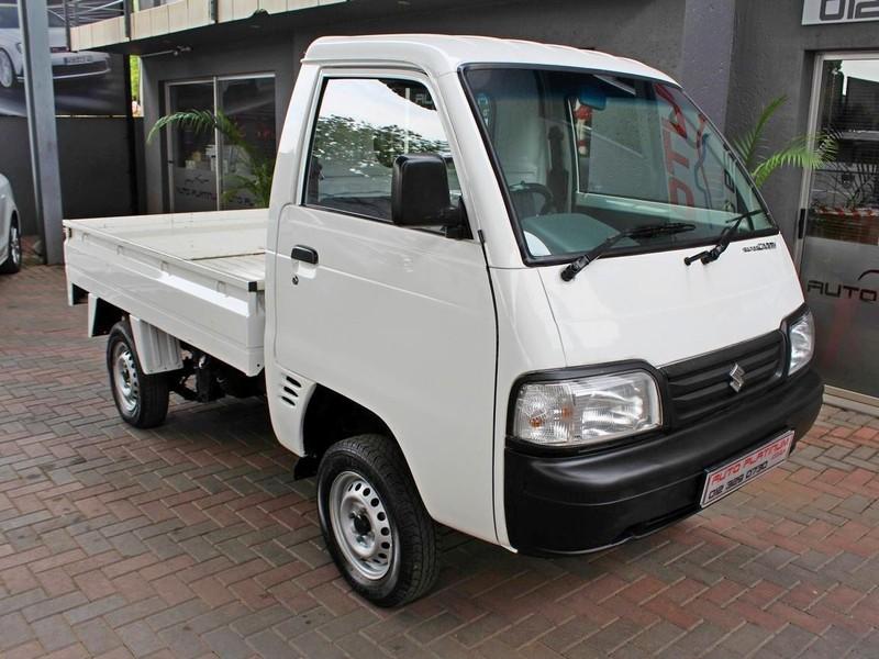 2019 Suzuki Super Carry 1.2i PU SC Gauteng Pretoria_0