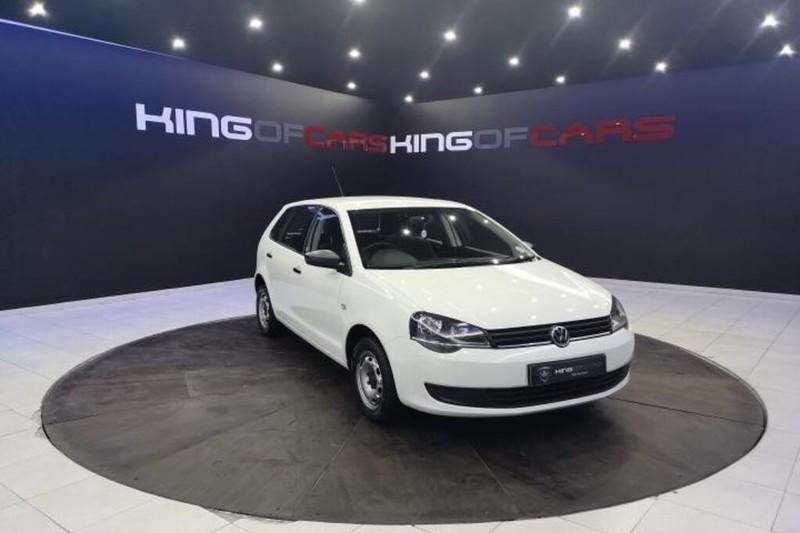 2016 Volkswagen Polo Vivo GP 1.4 Xpress 5-Door Gauteng Boksburg_0