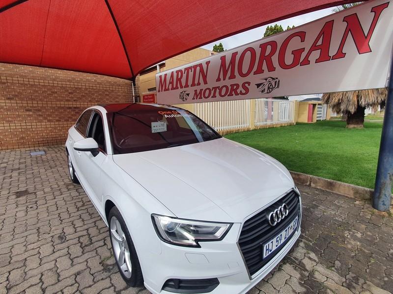 2018 Audi A3 1.0 TFSI STRONIC Gauteng Vereeniging_0