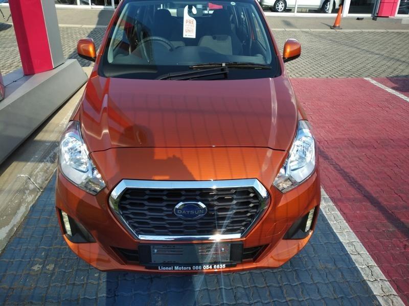 2021 Datsun Go 1.2 Lux CVT North West Province Rustenburg_0