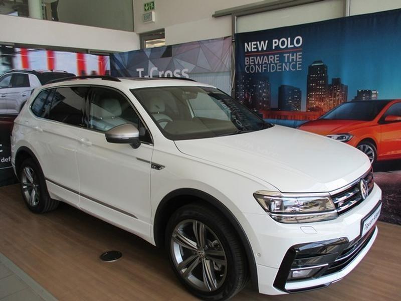 2021 Volkswagen Tiguan AllSpace 1.4 TSI CLINE DSG 110KW North West Province Rustenburg_0