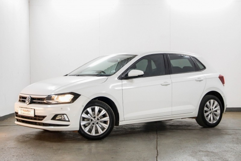 2018 Volkswagen Polo 1.0 TSI Highline DSG 85kW North West Province Potchefstroom_0