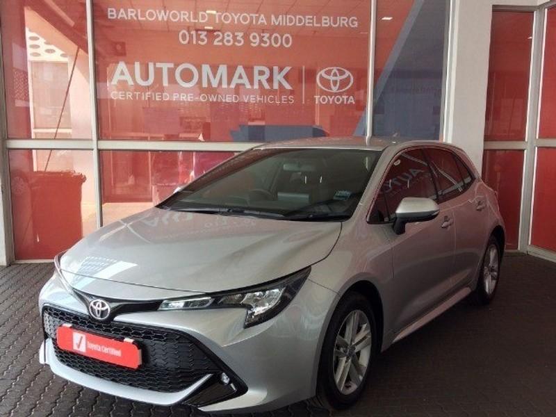 2020 Toyota Corolla 1.2T XS 5-Door Mpumalanga Middelburg_0