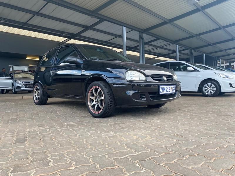 2009 Opel Corsa Lite  Gauteng Roodepoort_0