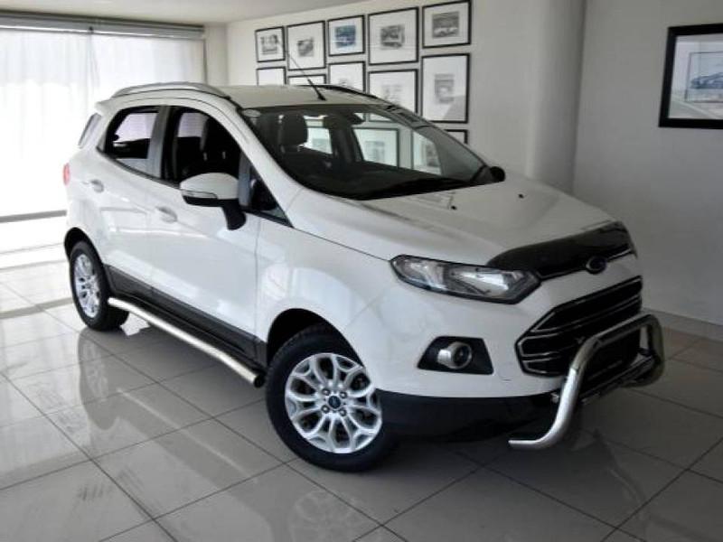 2017 Ford EcoSport 1.0 Titanium Gauteng Centurion_0