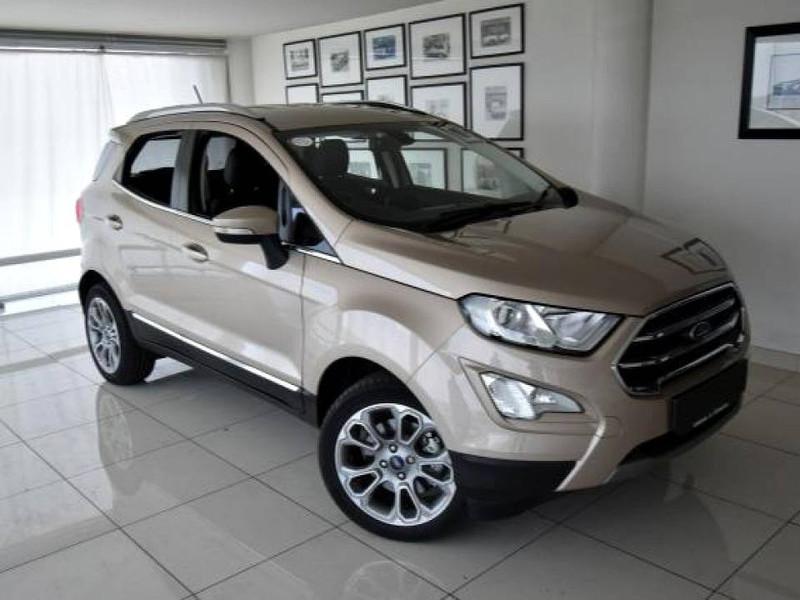 2018 Ford EcoSport 1.0 Ecoboost Titanium Gauteng Centurion_0