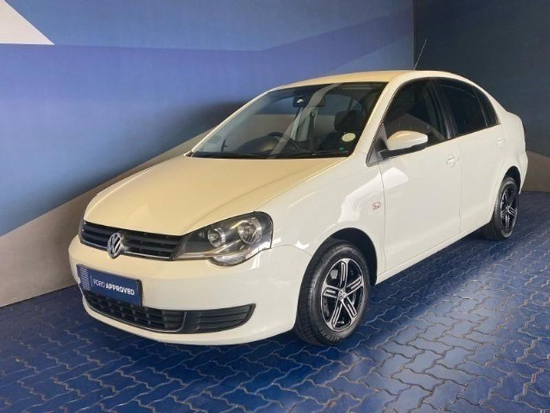 2017 Volkswagen Polo Vivo GP 1.4 Trendline TIP Gauteng Alberton_0