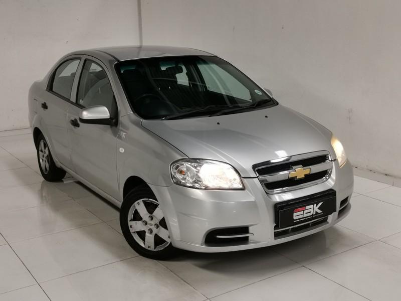 2009 Chevrolet Aveo 1.6 Ls  Gauteng Johannesburg_0