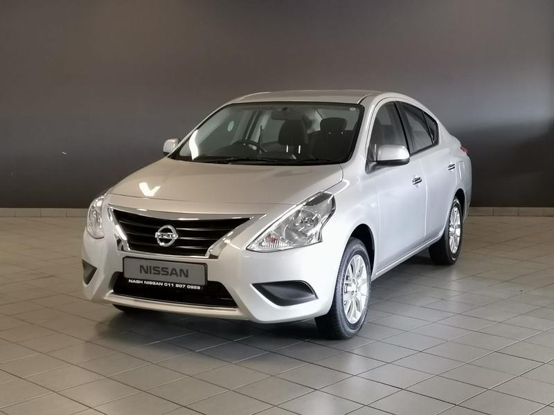 2021 Nissan Almera 1.5 Acenta Gauteng Alberton_0