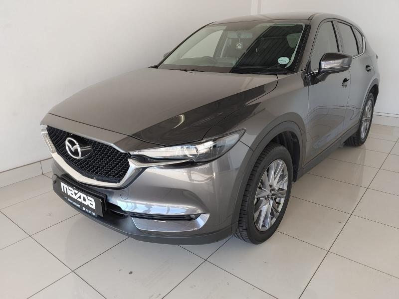 2021 Mazda CX-5 2.0 Dynamic Gauteng Boksburg_0