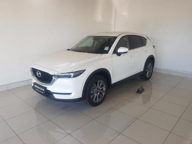 2021 Mazda CX-5 2.2DE Akera Auto AWD Gauteng Boksburg_0