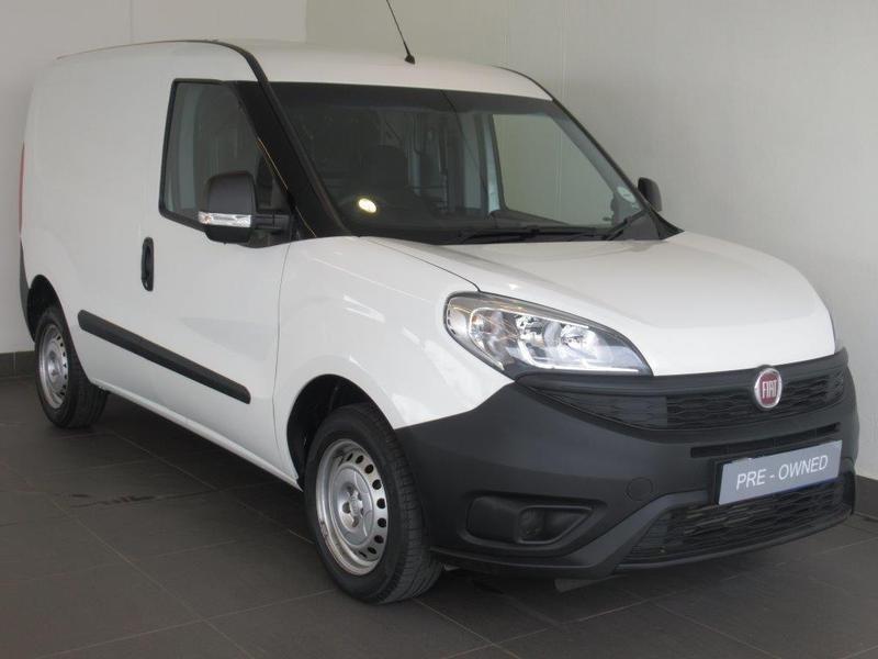 2019 Fiat Doblo Cargo 1.6 MJT FC PV Gauteng Johannesburg_0