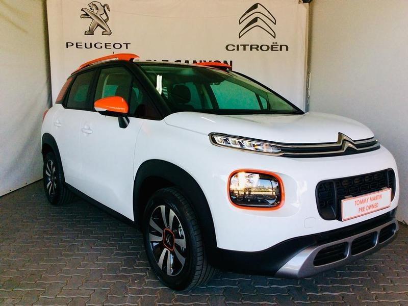 2020 Citroen C3 Aircross 1.2 Puretech Feel Gauteng Randburg_0