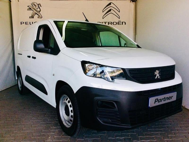 2020 Peugeot Partner 1.6 HDi LWB 66kW FC PV Gauteng Randburg_0