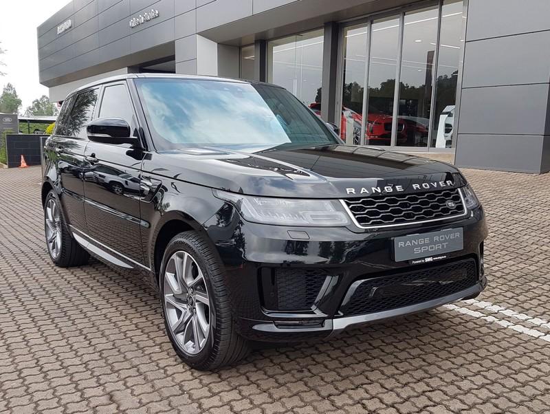 2020 Land Rover Range Rover Sport 3.0D HSE 190KW Kwazulu Natal Pietermaritzburg_0