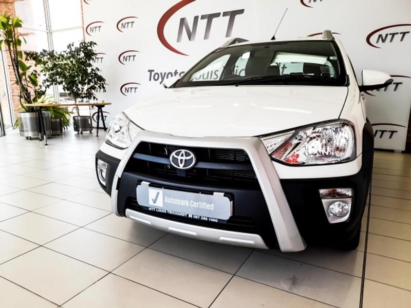 2021 Toyota Etios Cross 1.5 Xs 5Dr Limpopo Louis Trichardt_0