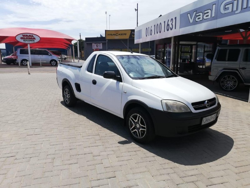 2009 Opel Corsa Utility 1.4i Club Pu Sc  Gauteng Vereeniging_0